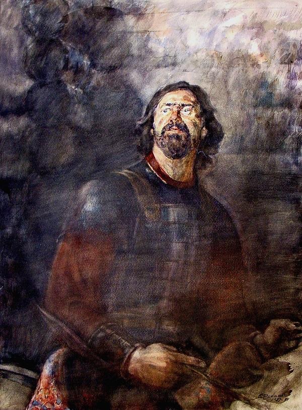 Крестьянская война под предводительством Болотникова